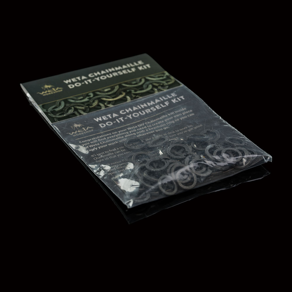 Weta workshop chainmaille pack do it yourself solutioingenieria Images