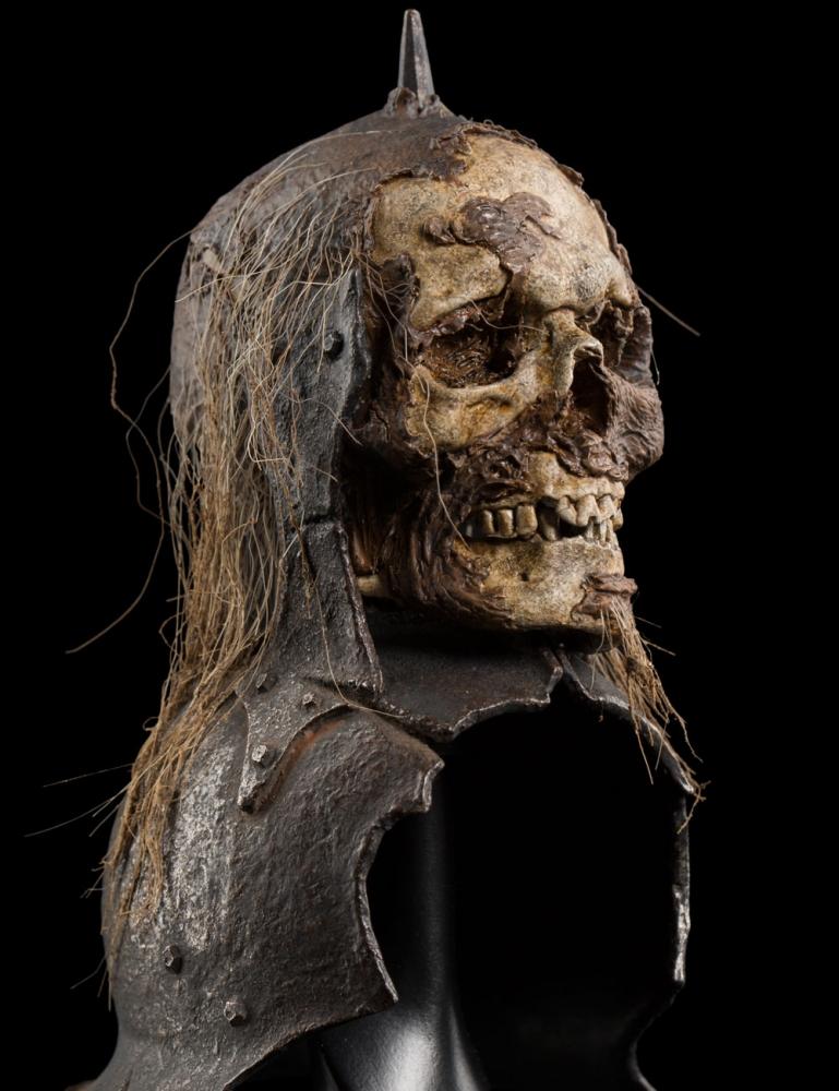 Weta Workshop | Skull Trophy Helm of the Orc Lieutenant
