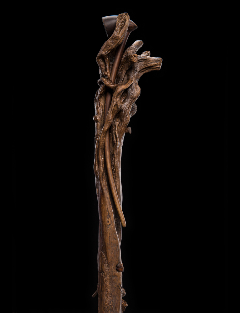 Weta Workshop Pipe Staff Of Gandalf The Grey By Weta Workshop