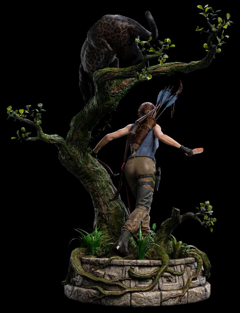Weta Workshop | Lara Croft - Weta Workshop