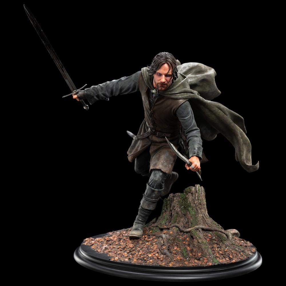 Weta Workshop Aragorn At Amon Hen Weta Workshop