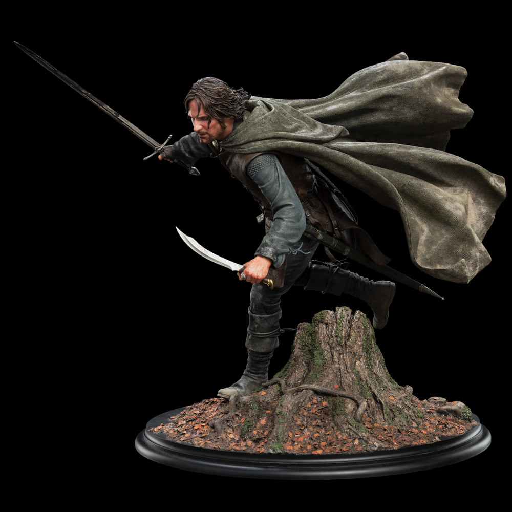 Weta Workshop | Aragorn at Amon Hen - Weta Workshop