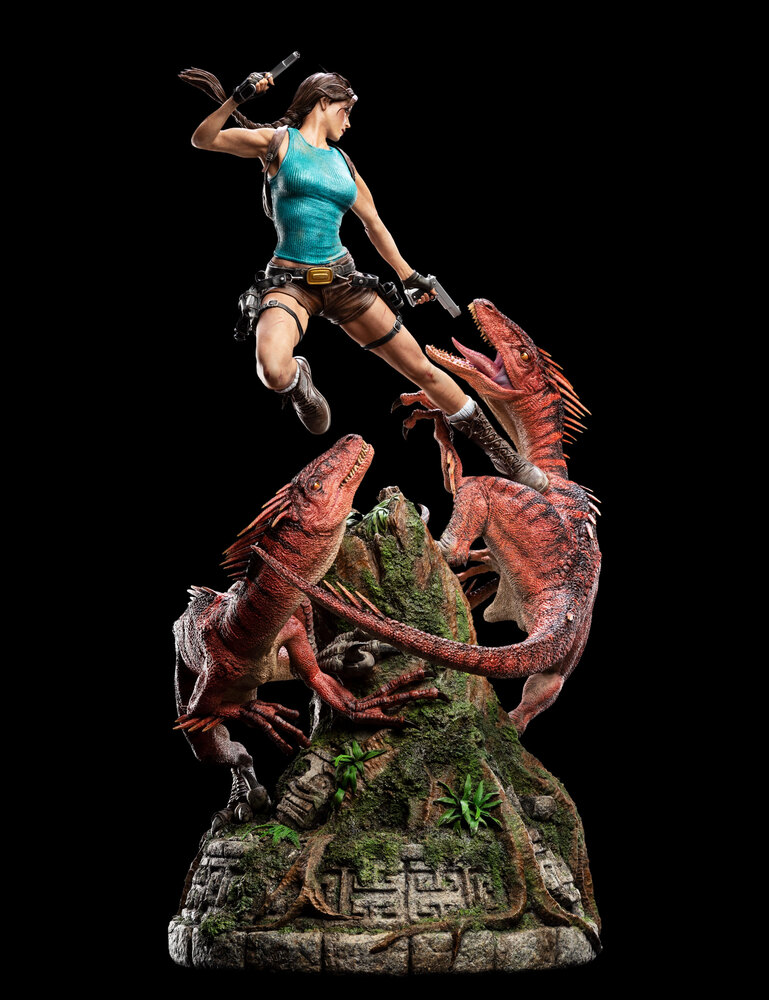 LARA CROFT THE LOST VALLEY : 1:4 Scale Figure - Limited Edition 161886548687fe8fb8a3992fc28b080f1839374f46