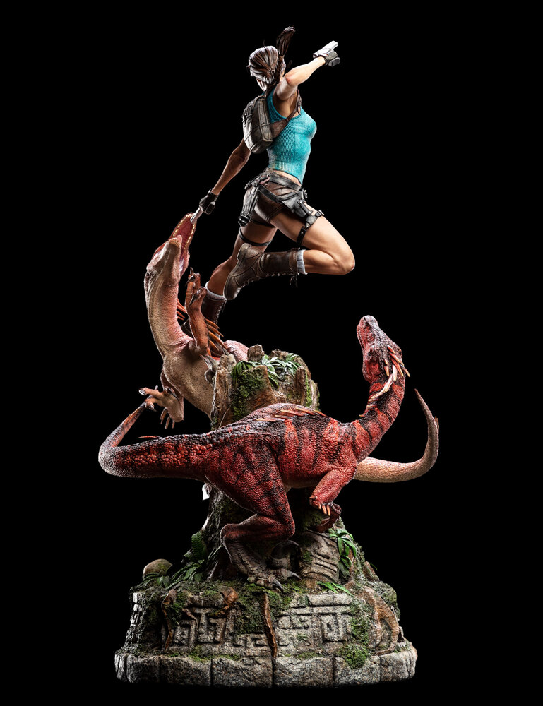 LARA CROFT THE LOST VALLEY : 1:4 Scale Figure - Limited Edition 1618865489321a3a97066bbb23740eb91a0e8858c1