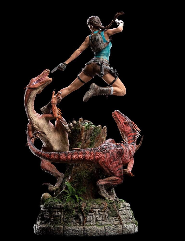 LARA CROFT THE LOST VALLEY : 1:4 Scale Figure - Limited Edition 16188654929c4f87ab73a0ddf127ba594783695abb