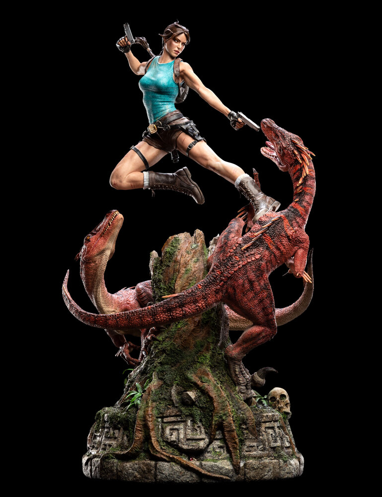 LARA CROFT THE LOST VALLEY : 1:4 Scale Figure - Limited Edition 161886555623a15406301a1dbaad744f8be71ef046