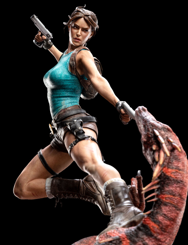 LARA CROFT THE LOST VALLEY : 1:4 Scale Figure - Limited Edition 161886560743505d10ceeecfeef09d16fcd1ebffe8
