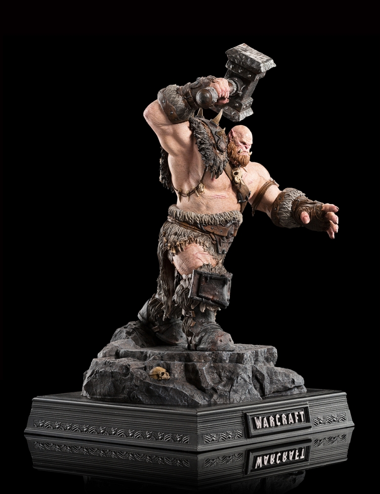 WARCRAFT ORGRIM 1:10 scale figure 64-01-01959_Warcraft_Orgrim_Figure_005