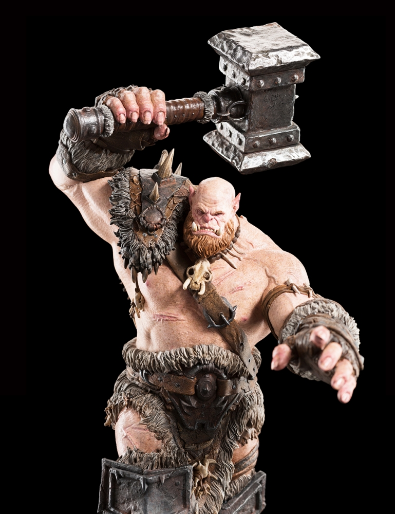 WARCRAFT ORGRIM 1:10 scale figure 64-01-01959_Warcraft_Orgrim_Figure_006