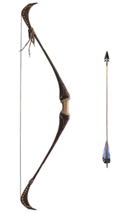 Weta Workshop Bow And Arrow Of Lara Croft Weta Workshop