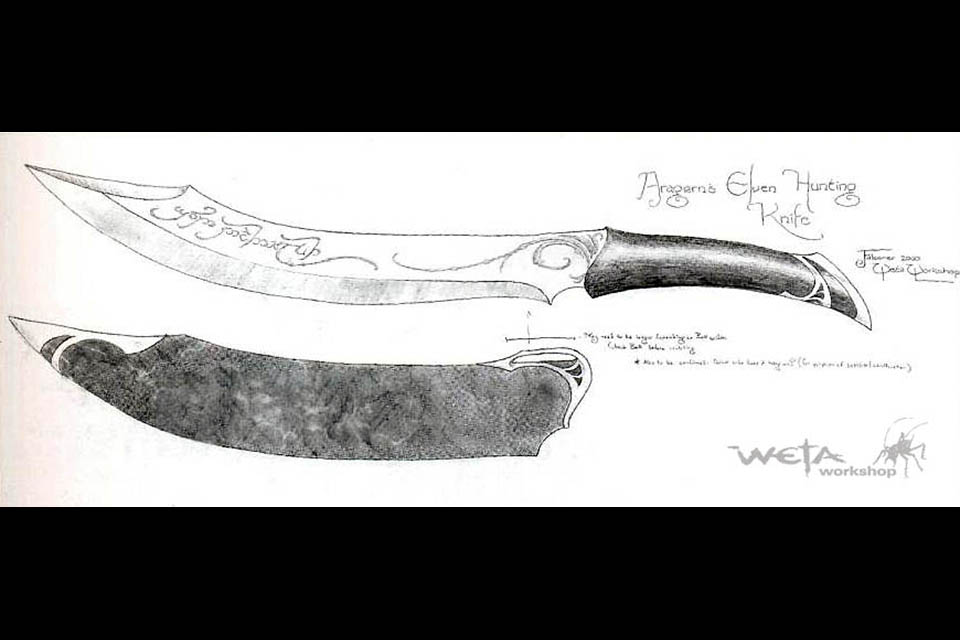 Weta Workshop | Weta Workshop - The Lord of the Rings